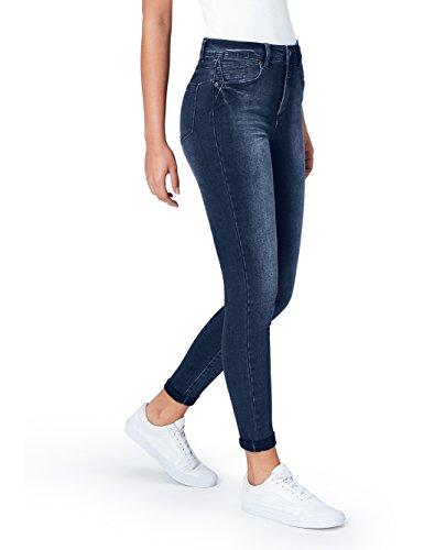find. DC1718R jeans, Blau (Mid Indigo), W32/L32 (Herstellergröße: Large)