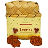 Green Canteen Raw Handmade Jaggery 1KG (No Added Sugar, No Impurities, No Added Colour, No Added Preservatives)