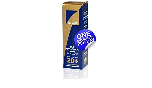 59a805babf3 Parasol One Application a Day Sun Care 200ml 20+  Amazon.co.uk  Beauty