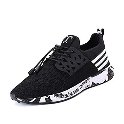 WZG New casual sports shoes men young net shoes breathable