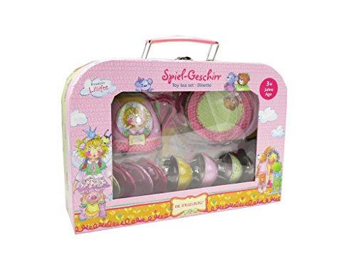 Princess Lillifee - Juego de té de juguete, modelo #12401