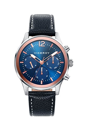 Montre Viceroy Homme 471135 – 35 multifonction