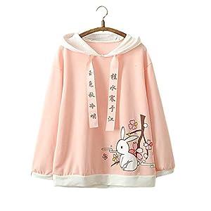Vdual Kawaii japonés Niña Moda