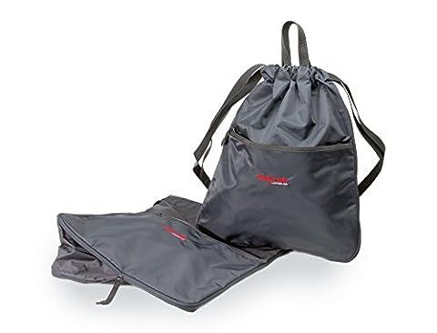 Ultraleichter Rucksack für Damen, Herren & Kinder | auch als Gymbag oder Turnbeutel tragbar | Multifunktions-Sporttasche / Sportbeutel | Nutzbar als Fahrradtasche, Handgepäck oder kleine Reisetasche