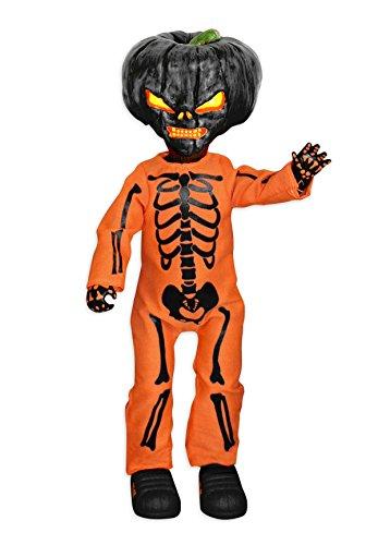 Close Up Limited Edition Living Dead Dolls Puppe Jack O Lantern, beweglich aus Kunststoff