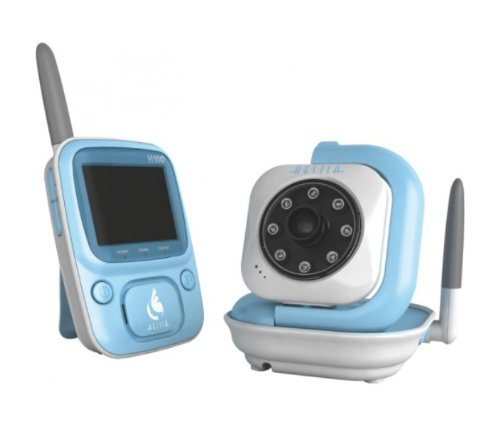 Hestia H100 Wireless Baby Monitoring System with Night Vision - Blue