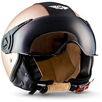 soxon sp 325 plus red mofa pilot vespa helm helmet. Black Bedroom Furniture Sets. Home Design Ideas
