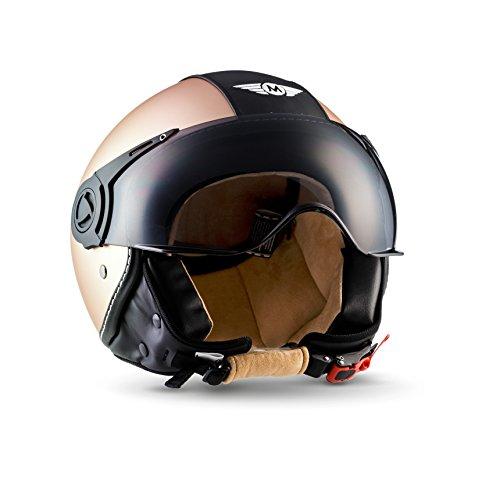 Moto Helmets H44Biker Jet Casco de moto casco de scooter casco chopp