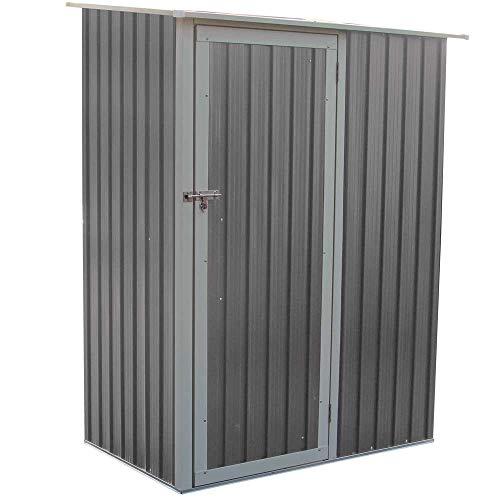 Hoggar Gjoll 1571260031 - Armario metalico,1.27 m2, color marón