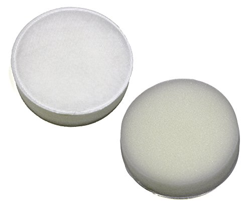 2x MaximalPower Best Selling HOOVER Single Layer Filter for HOOVER Platinum Stick and Hand Vac Linx