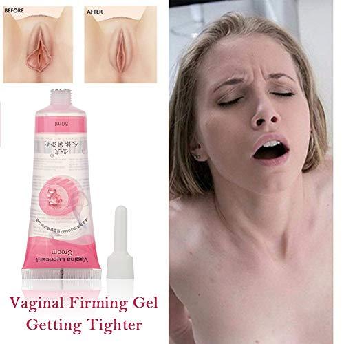 Vaginal Shrinking Cream, Straffendes Vaginalgel, Frauen Gleitmittel, Straffende Vagina Weibliche Kontraktion Private Teile Feuchtigkeitsspendendes Schrumpfgel für Frauen, Schrumpfen, Straffend