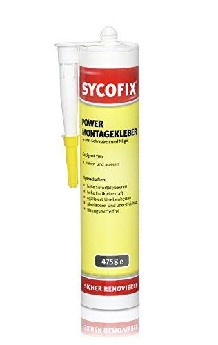 SYCOFIX Power Montagekleber (475 g)