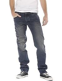 Japan Rags - Jeans JH811 - FATS BLUE - Homme