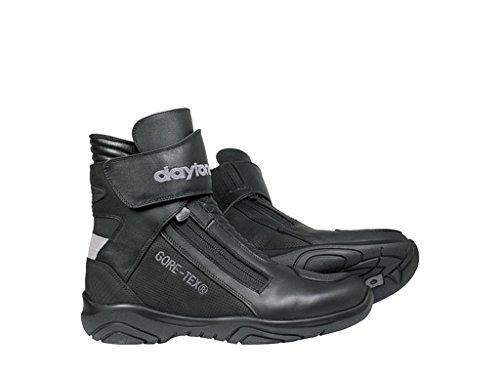 Daytona ARROW SPORT GTX Herren Motorradstiefel Leder - schwarz Größe 41
