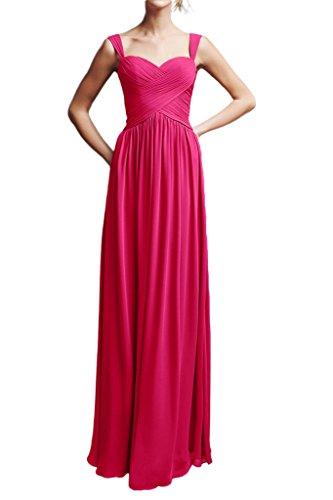 Missdressy -  Vestito  - linea ad a - Donna Pink