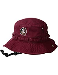Top of The World NCAA Men's Bucket Hat Adjustable Team Icon