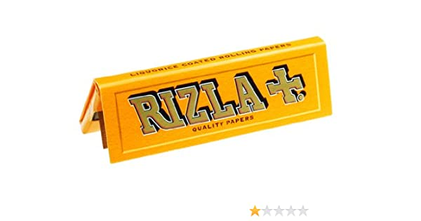 5 Rizla Standard Réglisse