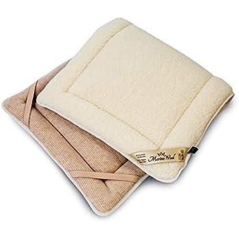 Reversible Mattress Topper Warm Reversible 100 Merino Wool