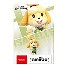 Nintendo 263571 Amiibo Isabelle Super Smash Bros. Series Figuren (Nintendo Switch)