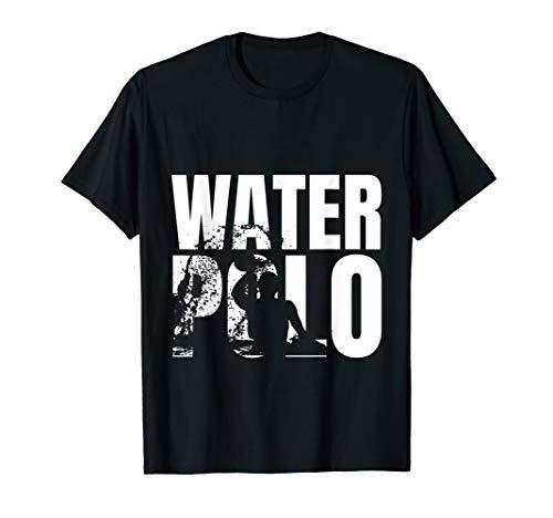 7bb251b267 Water Polo T-Shirt Silhouette | Wasserballer Geschenkidee