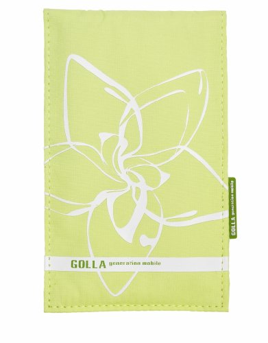golla-kiss-g1138-mobile-phone-pouch-green