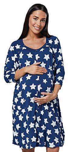 molto carino 11fe2 6a64a Camicie da notte premaman prenatal allattamento | Grandi ...