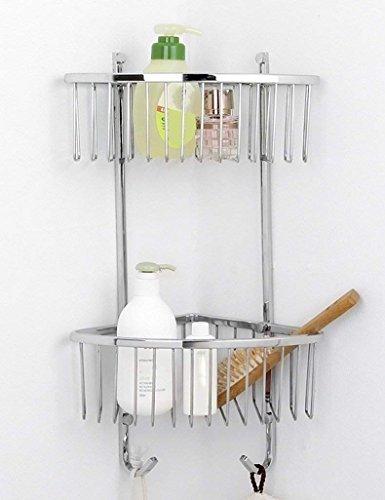 EQEQ Home Badewanne Badewanne Zimmer Doppelzimmer Gestell Edelstahl Winkel Dreieckige Rahmen Showershelving Regale Regale Bad Zimmer Qualität Zubehör