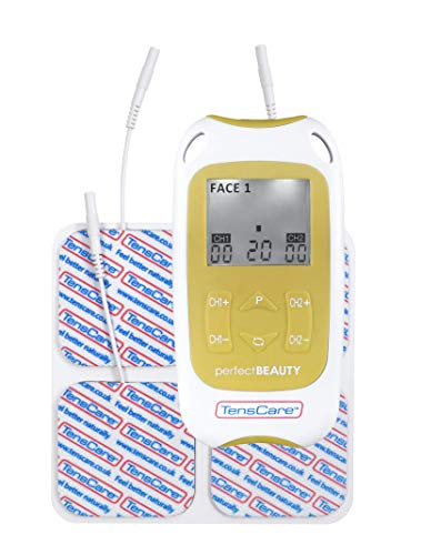 TensCare Perfect Beauty - Electrostimulador tonificación