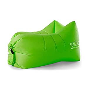SeatZag 64704A – Luftsofa Chill Bag, grün