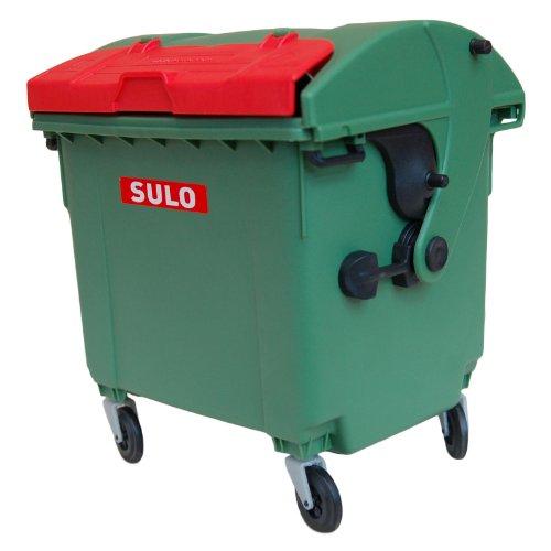 Sulo Mini Müllcontainer 3er Set , 1100l