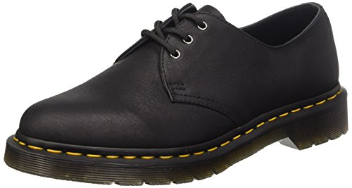 Dr. Martens Men's 1461 Black Carpathian Derbys, Black (Black), 10 UK 45...