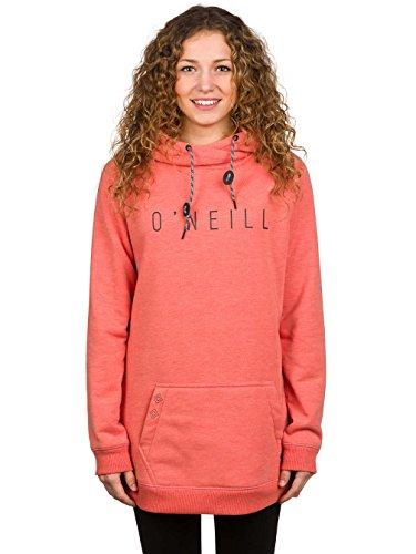 O'Neill Harmony W sweat capuche rouge chiné