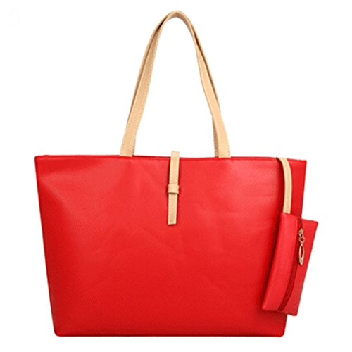 Xiufengwang , Damen Tote-Tasche, schwarz (schwarz) - 7142007QNRDG5586 rot