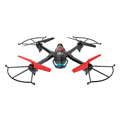 Ambility 3 In 1 Bounce Car RC Tank Drone with Camera 2.4GHZ Quadcopter Toys Gifts for Kids