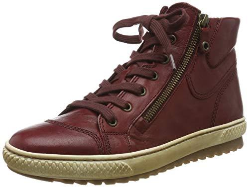 Gabor Shoes Damen Jollys Stiefeletten, Rot (Dark-Red 55), 40 EU