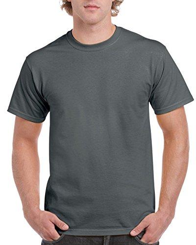 Gildan Ultra Cotton ™ Adult T-Shirt Grau - Grau
