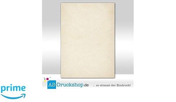 150 g-Offset Papier peint design textur/é 50 feuilles//DIN A5 Structure Papier peint blanc