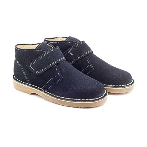 Boni Marius - Chaussures enfant cuir scratch
