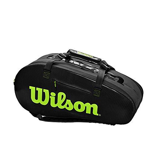 WILSON Super Tour Tennistasche, 9 Stück -