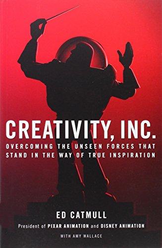 Buchseite und Rezensionen zu 'Creativity, Inc.: Overcoming the Unseen Forces That Stand in the Way of True Inspiration' von Ed Catmull Dr