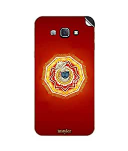 STICKER FOR SAMSUNG A8 BY instyler