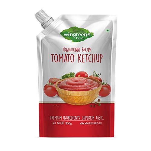 Wingreens Farms Tomato Ketchup, 950 g