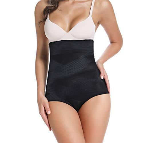 77e3a85045971 Joyshaper High Waisted Control Knickers Women Slimming Briefs Tummy Waist  Cincher Girdle Trimmer Trainer Butt Lifter