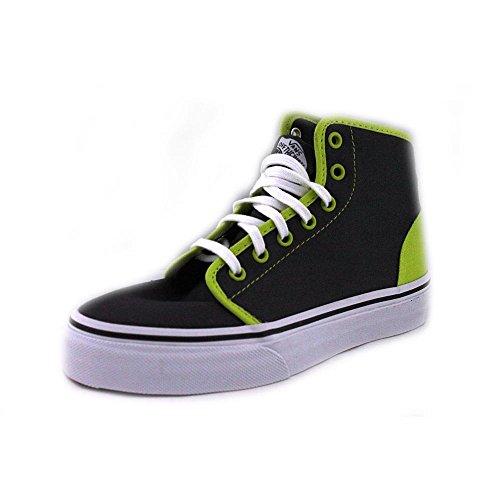 Vans 106 HI Kids Charcoal / Green Grey