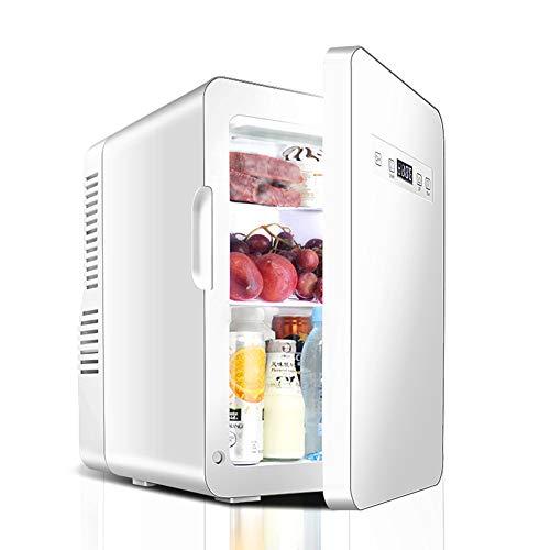 LRHYG Kühlbox Tragbarer Kompressor Kühlschrank Mit Gefrierfach Verwendet Für Auto/Haus 220 V AC / 12 V DC 22 Liter