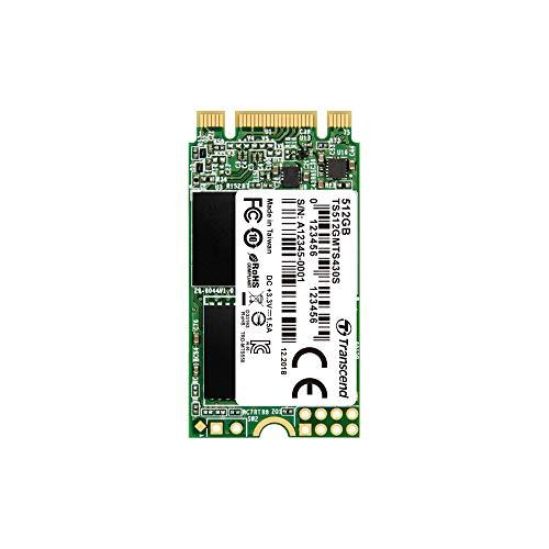 Transcend 512GB SATA III 6GB/S MTS430S 42 mm m.2 SSD 430S SSD TS512GMTS430S