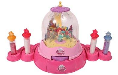(Disney Princess Snow Globe Maker)