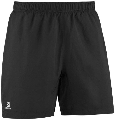 Salomon Herren Shorts Trail XL schwarz - schwarz / schwarz (Shorts Trail Salomon)