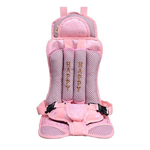 DorkasDE Baby Autositz Kleinkind Auto Sicherheit Sitz tragbare Kindersitzes für Kinder von 1 bis 4 Jahren