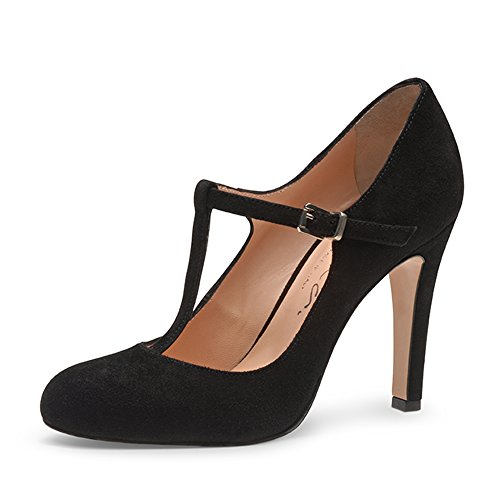 Evita Shoes Damen Pump Pumps Schwarz